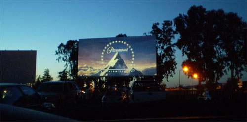 drive in theatre San Jose
