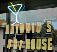 Antonio's nuthouse
