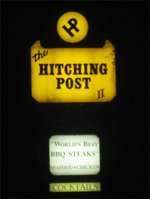 Hitching post 2