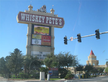 Whiskey Pete's